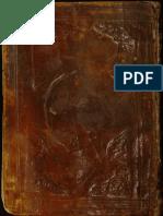 Cartas, enseñanzas pedagógicas y dichos de san Antonio de Egipto