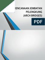 Perencanaan Jembatan Pelengkung