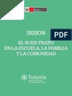 1 Sesiones El Buen Trato en La Escuela Familia y Comunidad