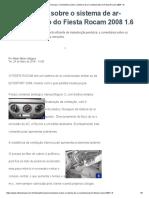 Oficina Brasil _ Técnicas _ Comentários Sobre o Sistema de Ar-condicionado Do Fiesta Rocam 2008 1.6