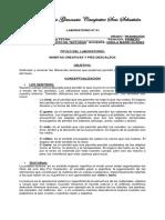 LABORATORIO TRANSICIÓN - MARZO