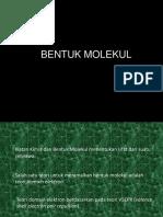 bentukmolekul-MOLEKUL