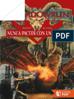Nunca Pactes Con Un Dragon - Shadowrun