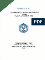 Proposal SMA Negeri 2 Tojo