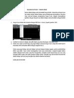 3. Belajar Autocad - Fungsi Erase