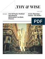 Wealthy & Wise March Edition