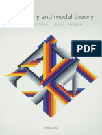 Tim Button, Sean Walsh - Philosophy and Model Theory (2018, Oxford University Press)