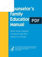 Matrix Family Manual