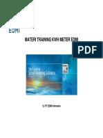 Training Kwh Meter Edmi