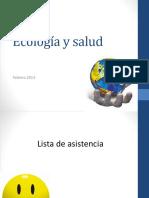 Ecología y Salud Generalidades