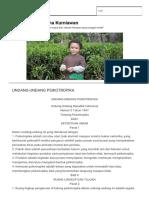 Undang-undang Psikotropika Nathanael Priyasha Kurniawan