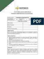 Microcurriculo Fundamento de Matematicas.pdf