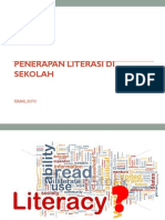 Penguatan Literasi SD 31agst