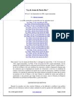 Ley 404-2000 PR