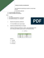 Ejercicio de Diseño de Desarenador (1)