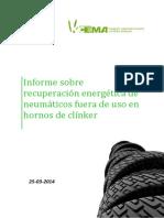 Informe sobre Recuperación Energética de Neumáticos Fuera de Uso en Hornos de Clínker.pdf