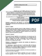 DECRETO LEGISLATIVO N 1097