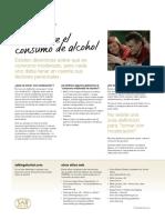 Guia Sobre El Consumo de Alcohol
