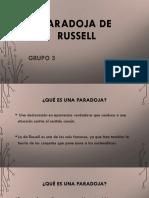 Paradoja de Russell