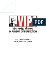 Call for Papers Vslr