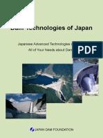 Dam Technologies of Japan