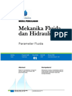 MEKANIKA FLUIDA - Modul Ke-1.docx