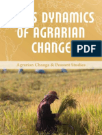 Class Dynamics of Agrarian Change