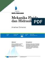 Mekanika Fluida - Modul Ke-2