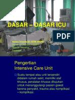 dasar ICU