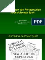 Infeksi Nosokomiall