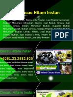 Usaha Cincau, Cincau Station, Bubuk Cincau,  +62812.3288.2925