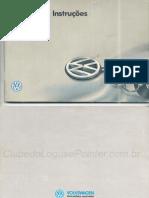 Volkswagen Logus - Manual de Instruções