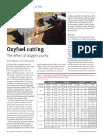 SF4 OxygenPurity Oxyfuelcutting Gasworld