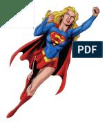Imagine Supergirl