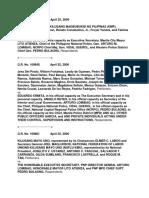 10. Bayan, Karapatan, Kilusang Magbubukid Ng Pilipinas (KMP) vs. Ermita, 488 SCRA 226 (2006) Fulltext