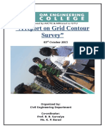 Grid Contour Survey