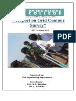 Grid Contour Survey