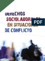Derechos sociolaborales en situaciones de conflicto