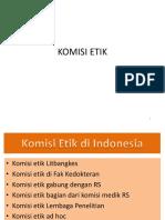 Komisi Etik