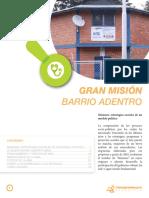5. Barrio Adentro