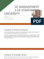 Strathmore University Case Study Analysis