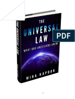 The Universal Law