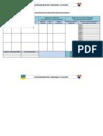 Matriz Planificacion