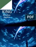 King by Lauren Aquilina