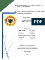 Laporan Observasi SMPN 9 Banjarmasin (Autosaved)