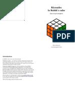 Rubiks Cube v1.1 A4 Brochure
