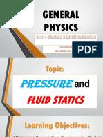 JESSICA M. NAVOR - Pressure and Fluid Static