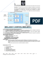MELJUN CORTES Instructional Manual DATABASE System