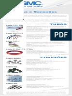 Tubos e Conexões - SMC