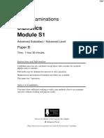 Solomon B QP - S1 Edexcel.pdf